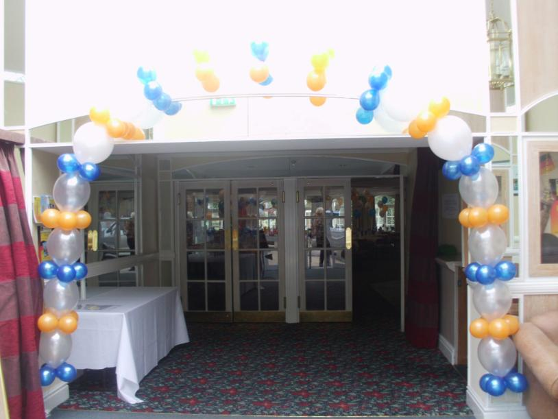 Hullaballoon suppliers of balloons in Hull & East Yorkshire.